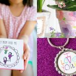 My Favorite Homemade Mother's Day Gifts from Kids