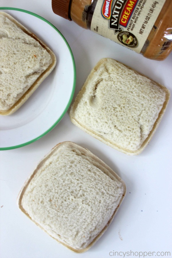 PB&J Recipes - so much more than just sandwiches! DIY Uncrustables Recipe