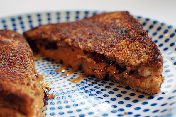 PB&J Recipes - so much more than just sandwiches! Grilled Peanut Butter & Jelly