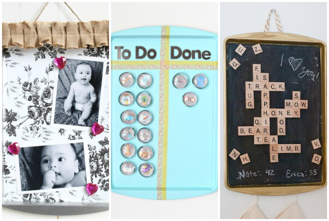 decorative magnetic boards