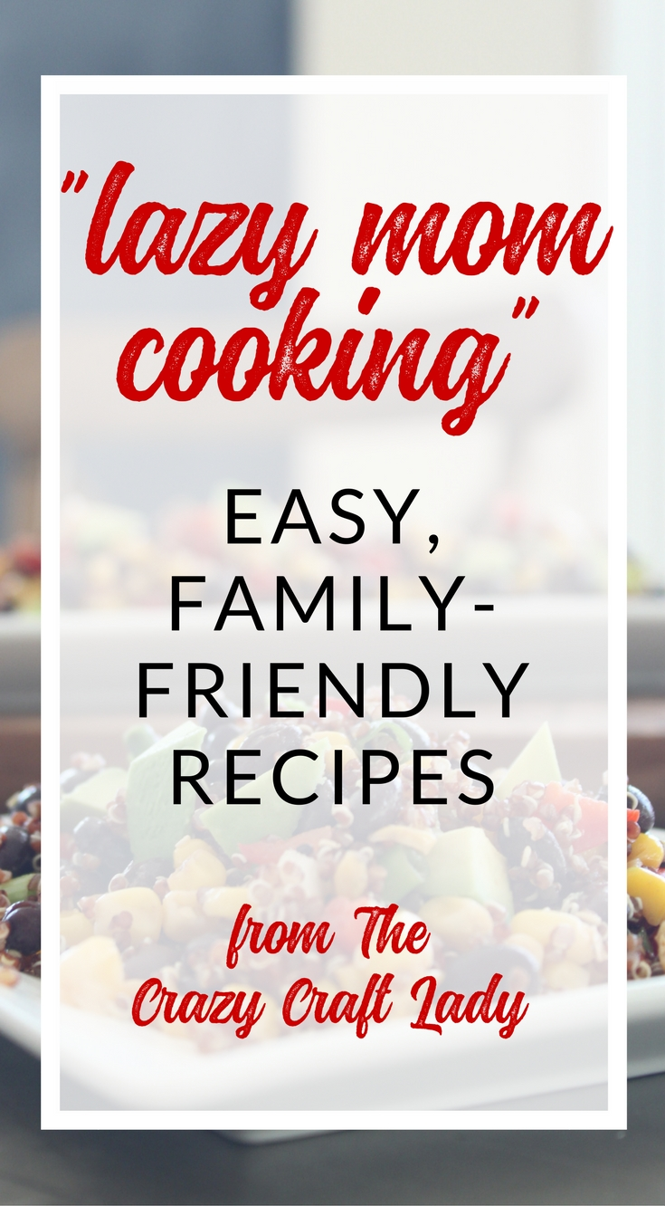 Recipes from The Crazy Craft Lady