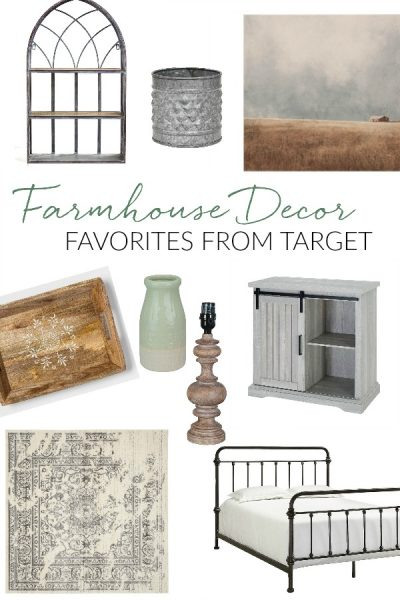 Shop my suggestions for affordable Target farmhouse decor. Target is one of my absolute favorite sources for affordable farmhouse decor. Here are my top budget-friendly picks. Target Farmhouse Decor
