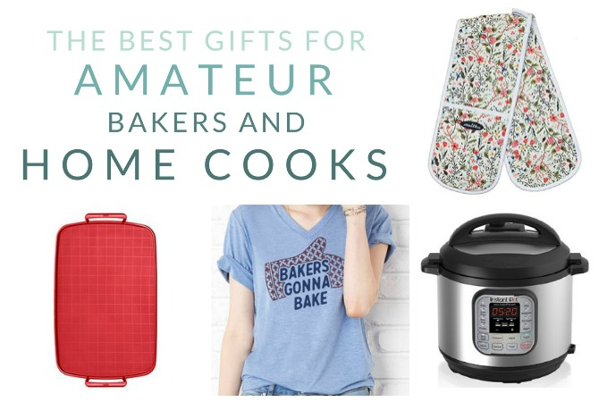 These gifts for cooks and bakers who seem to have everything are sure to wow your foodie friends and family. Gifts for bakers. Gift ideas for foodies.