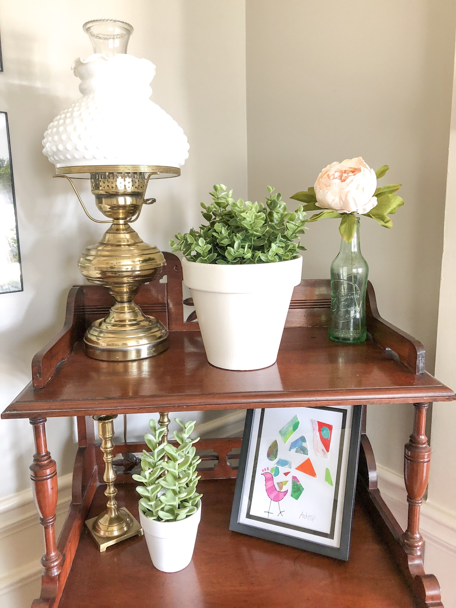 dollar store planter diy