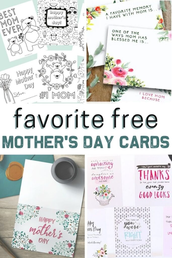 favorite free mothers day cards