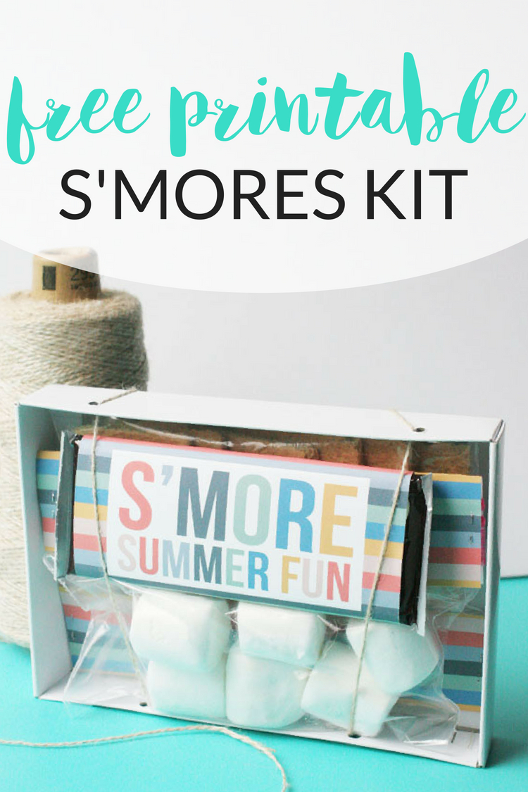 Looking for an easy way to get to know your neighbors? Light a bonfire and invite them over for some Smores. Everyone loves them, and it's so much simpler than hosting a dinner. Plus, with this simple Smores Kit, you can prep an easy get-together in no time.