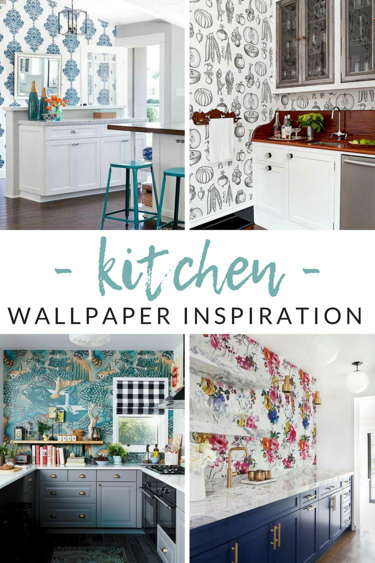 Unique Decor Ideas Functional Kitchen Wallpaper Ideas   The Crazy ...