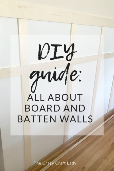 I recently took the leap and updated our living room, entry, and hallway with board and batten, and I LOVE the results. Here's everything you need to know before you tackle your own wall paneling home DIY project!