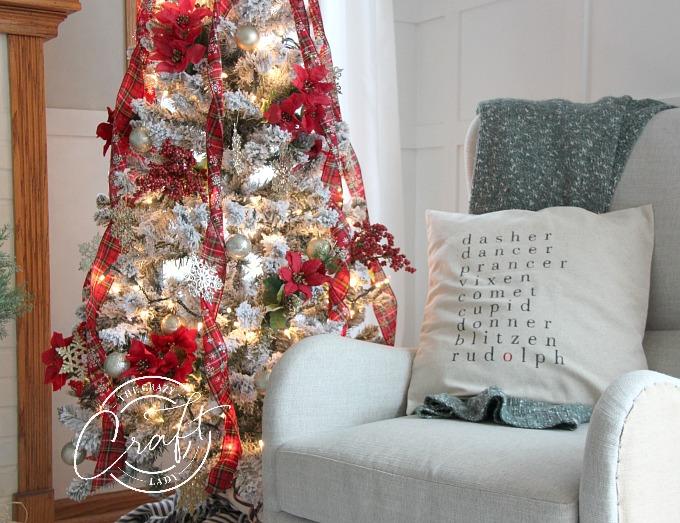 Inexpensive Christmas tree decorations