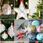 Trim your tree with these fun holiday paper crafts and paper Christmas ornaments. How to decorate your tree with these festive Christmas paper crafts.