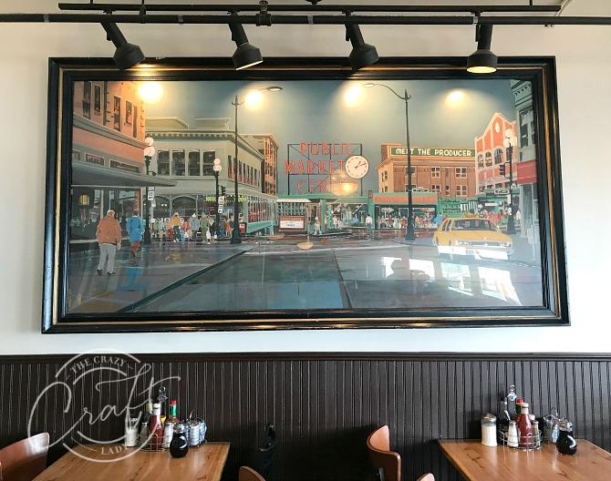 Lowell's Restaurant Seattle