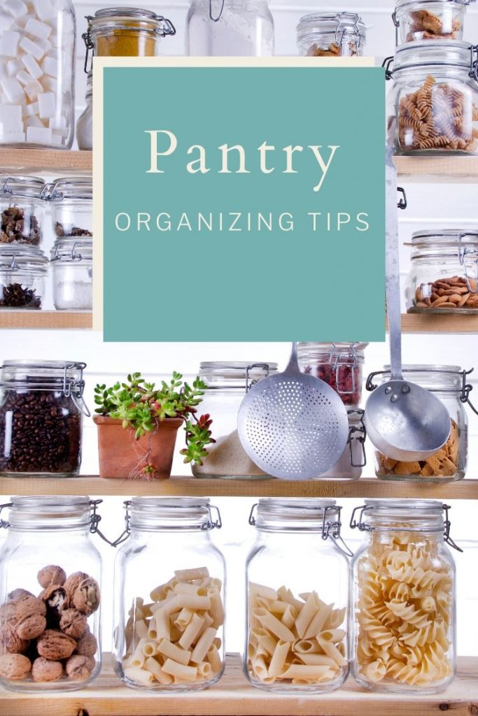 Here are my top methods to keep your pantry essentials minimized, sorted, and organized. Don't miss these 4 pantry organization tips.