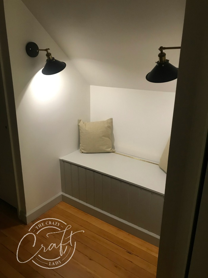 "How to add sconce lighting without power - DIY ""wireless"" accent lighting for any space that actually WORKS!"