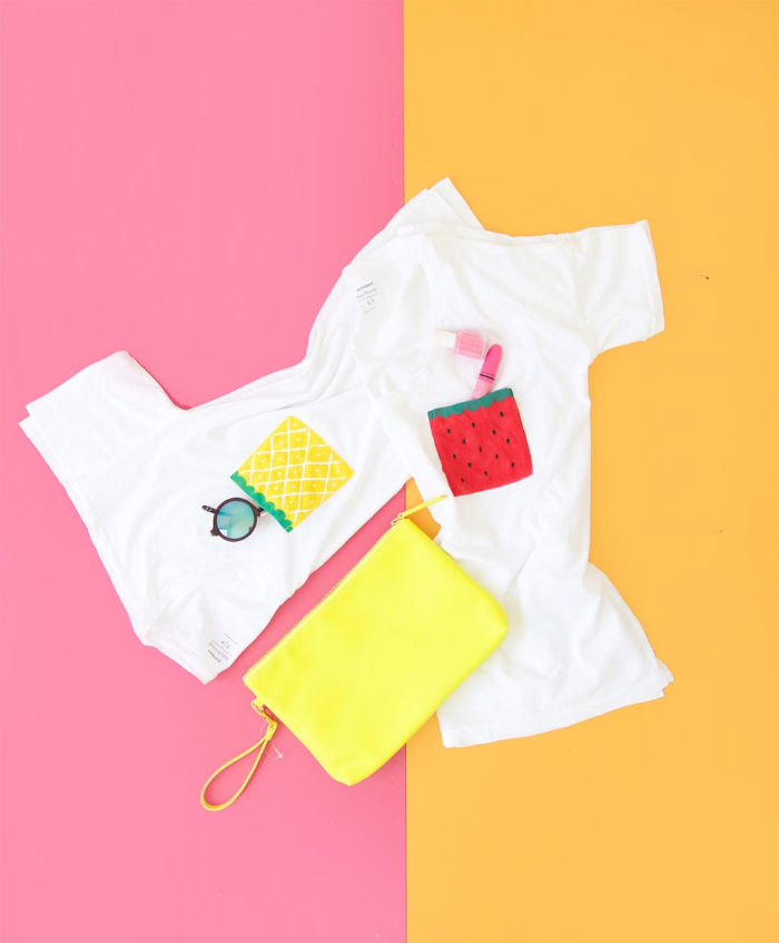 Fruit Pocket Tees