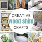 Who knew wood shims could be so versatile! Grab a stack of these simple wood pieces and make one of these 15 creative wood shim crafts.