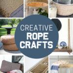 Creative rope crafts