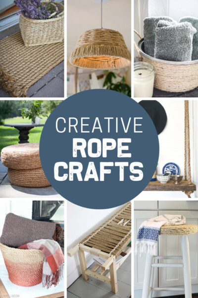 Creative rope crafts