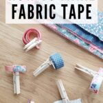 how to make fabric tape