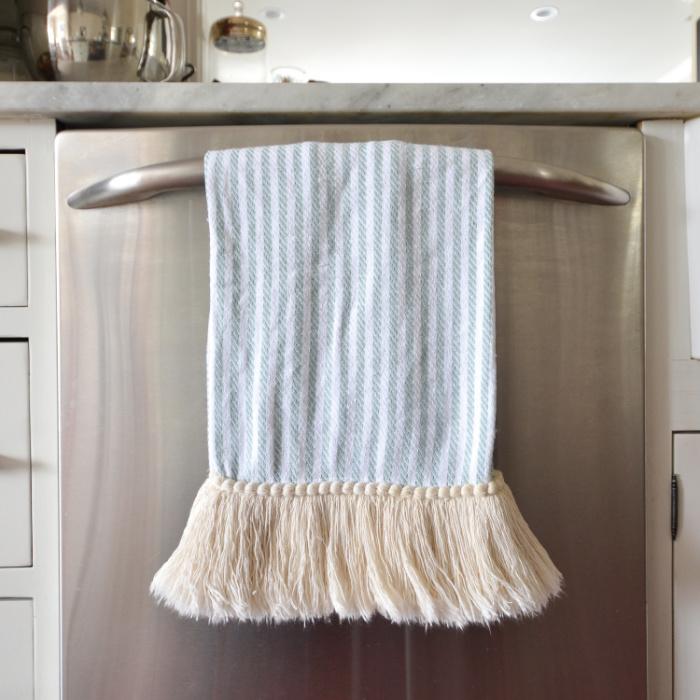 Anthropologie Knockoff Kitchen Towel