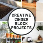 creative cinder block projects