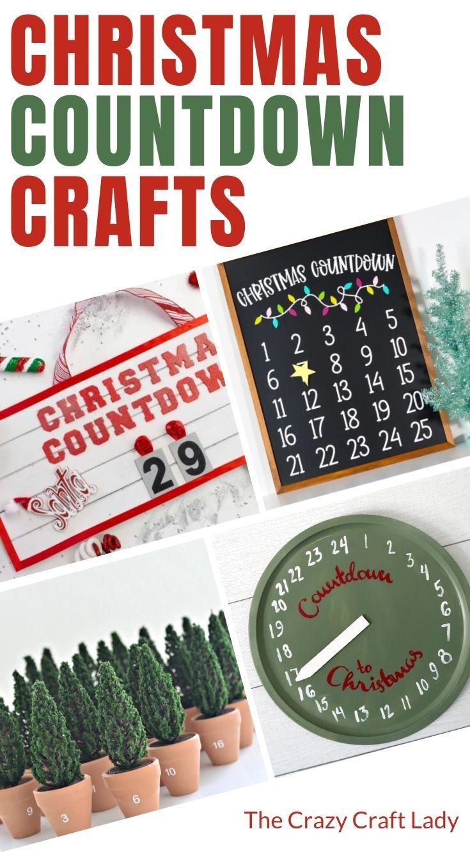 Christmas Countdown Craft Ideas