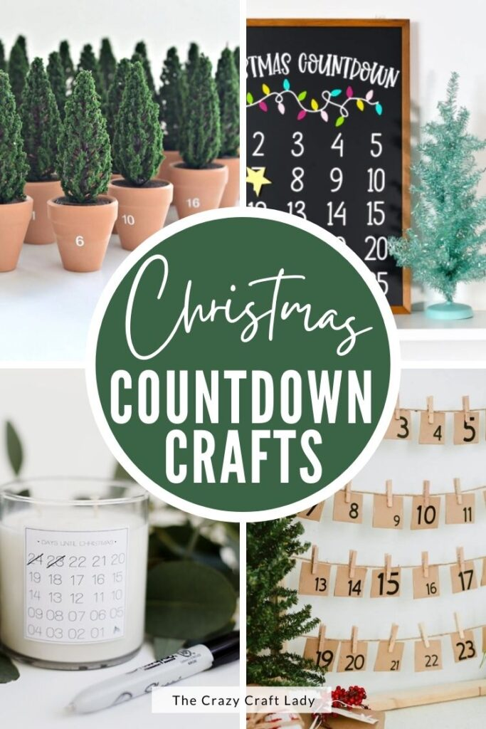 Christmas Countdown Crafts