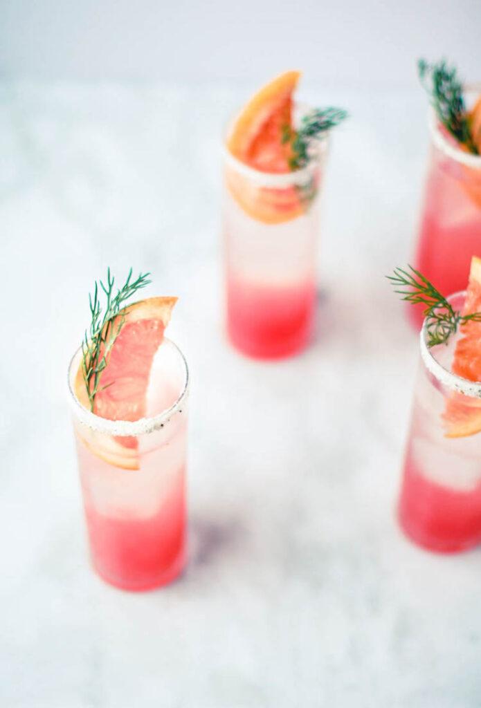 Grapefruit Fenchel Fizz von Jojotastic