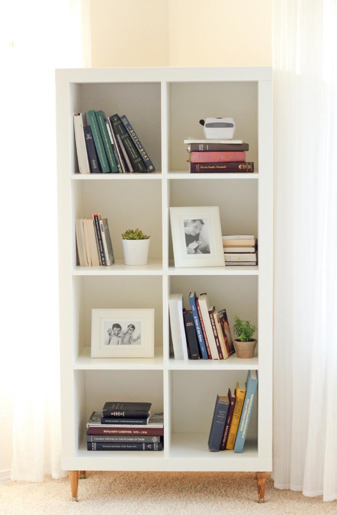 Ikea Kallax Expedit Bookcase Hack