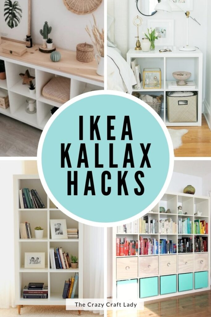 Ikea Kallax Hacks