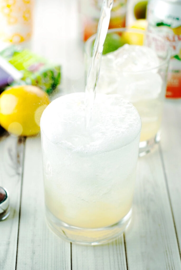 Orange Gin Buck Rezept aus einer einfachen Speisekammer