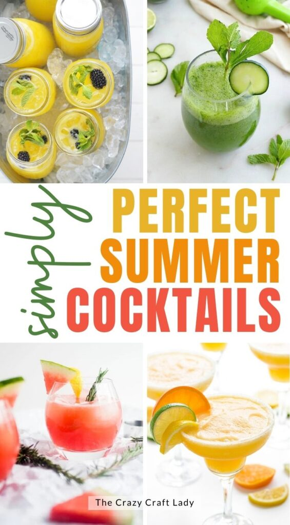Perfekte Sommer-Cocktail-Rezepte