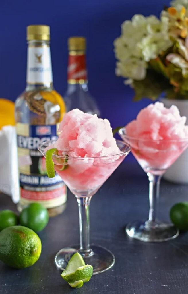 Twisted Frozen Cosmo von Kleinworth & Co - Sommer-Cocktail-Rezepte