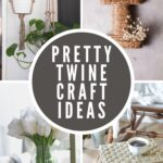 pretty twine craft ideas
