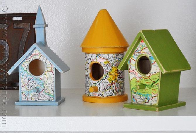 Roadmap Birdhouses