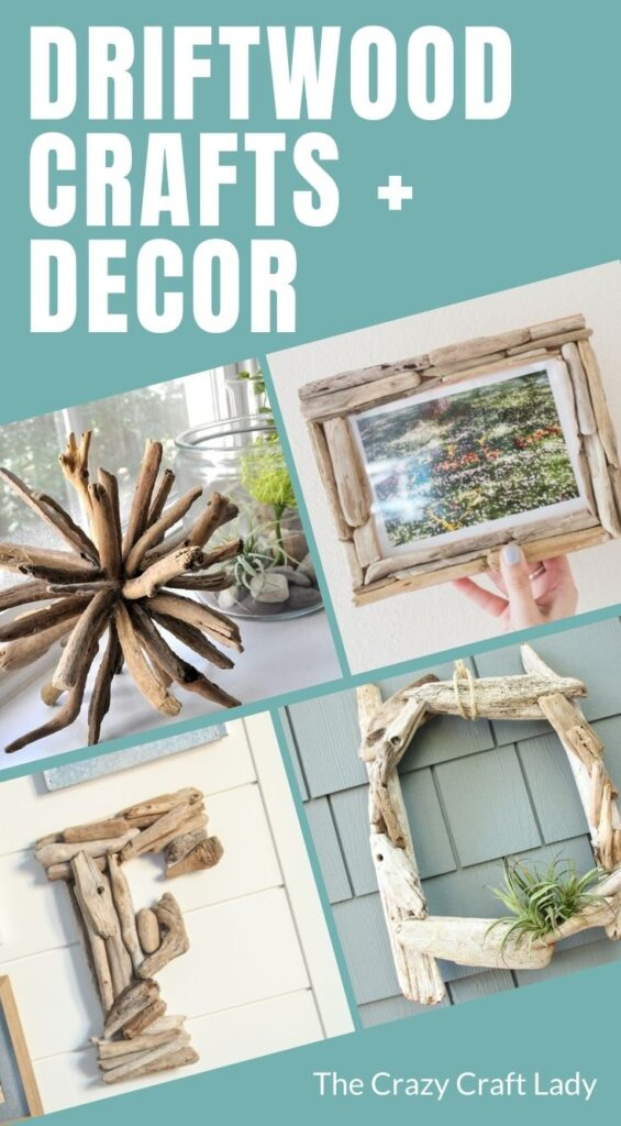 driftwood crafts and decor