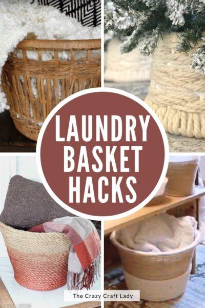 laundry basket hacks