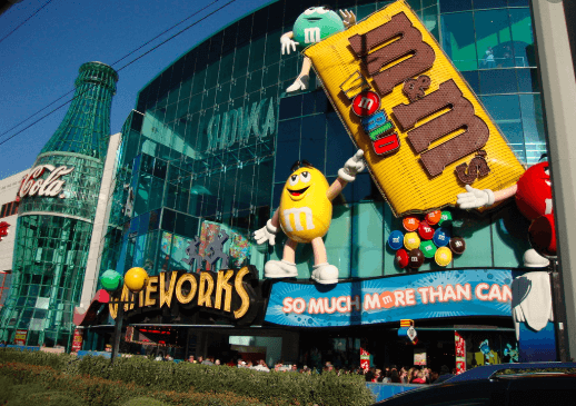 M&M'S World Gifts