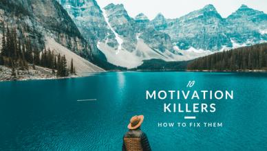 Motivation Killers