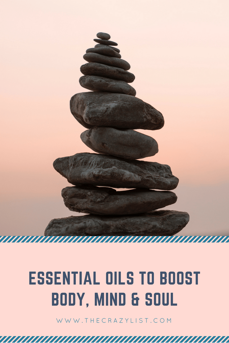 Essential Oils #essentialoils #body #mind #soul