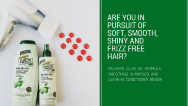 Olive Oil shampoo and conditioner review