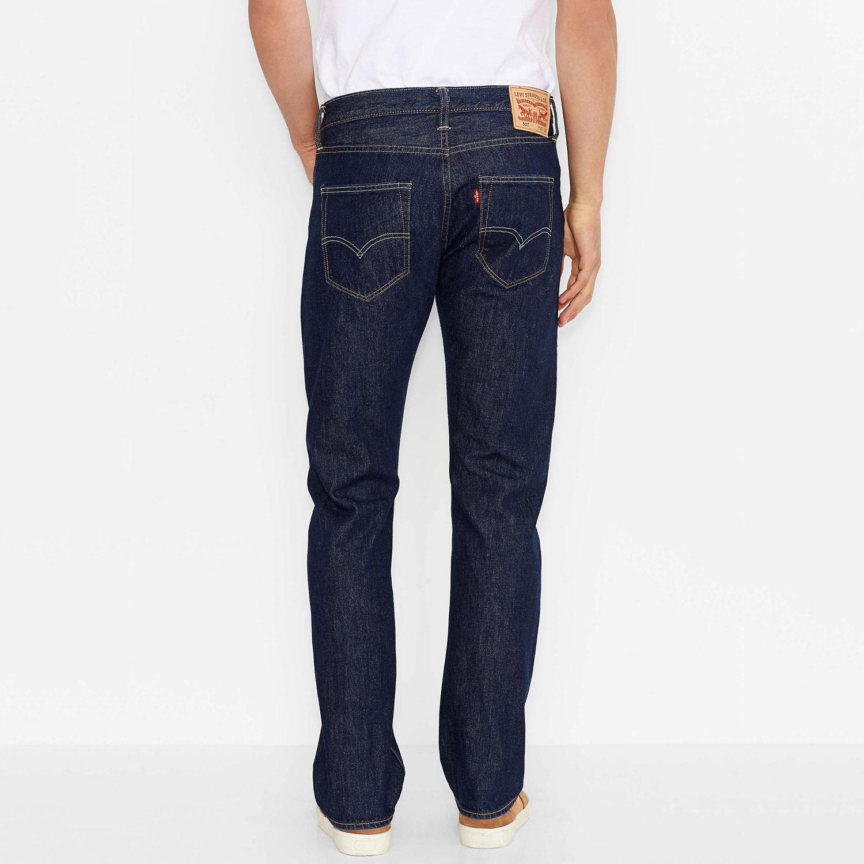 Levis 501 Original Fit Jean - One Wash 1