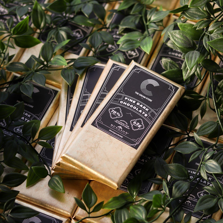 The Cream Store x Bullion Craft Chocolate - Fine Dark 0