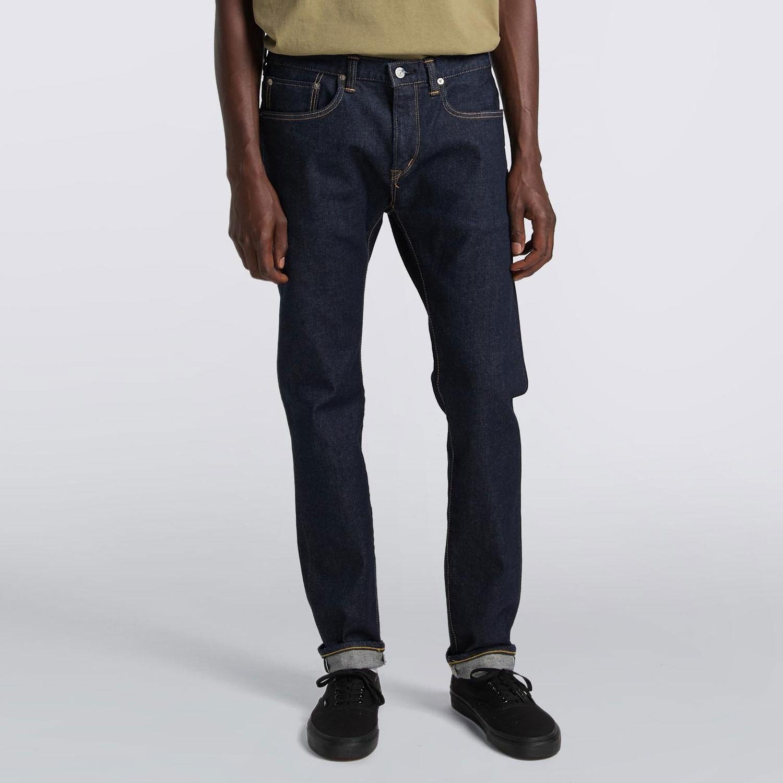 Edwin Kaihara Slim Taper Fit Jean - Blue Rinsed 3