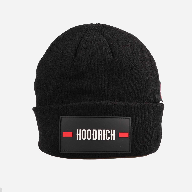 Hoodrich OG Rosso Beanie - Black/White 0