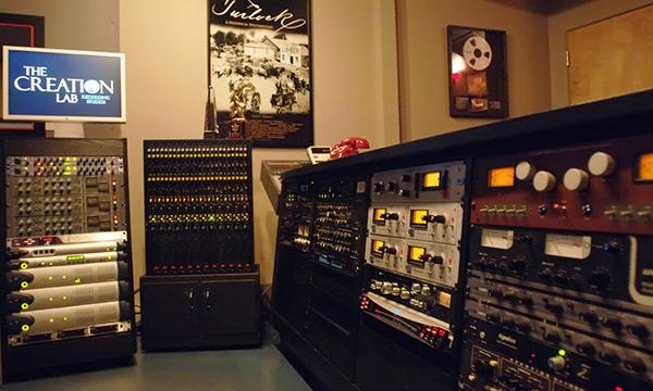 Control Room Gear