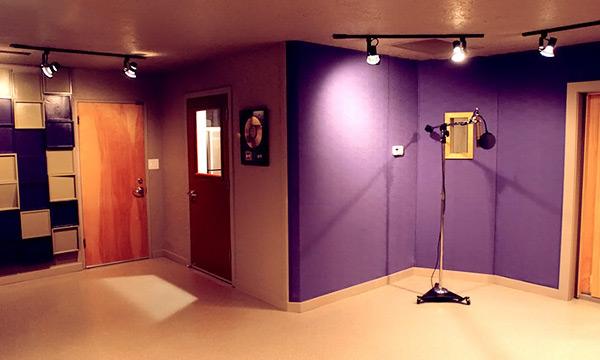 Room 1 Mic Setup