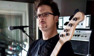 Jason Newsted (formerly of Metallica) Recording at The Creation Lab