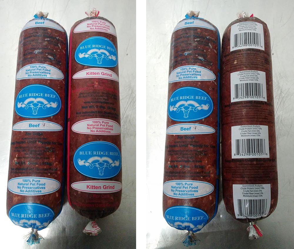 Blue Ridge Beef Recalls Product in Four States for Possible Listeria