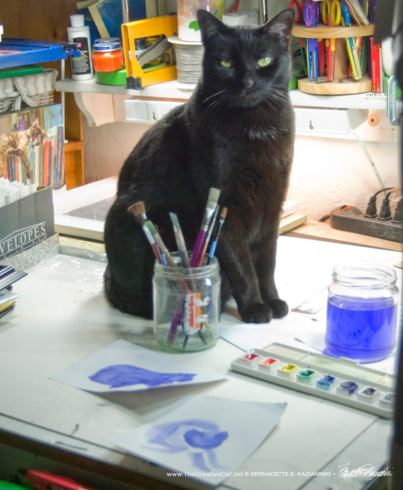 Giuseppe gives his opinion of my work.