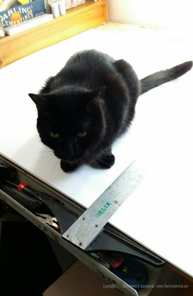 Mewsette offers assistance.